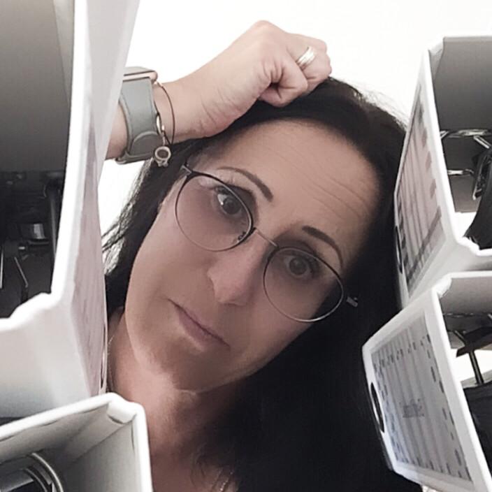 Matina Haacks Gründerin imFLUSSsein. Mehr Gelassenheit weniger Stress.