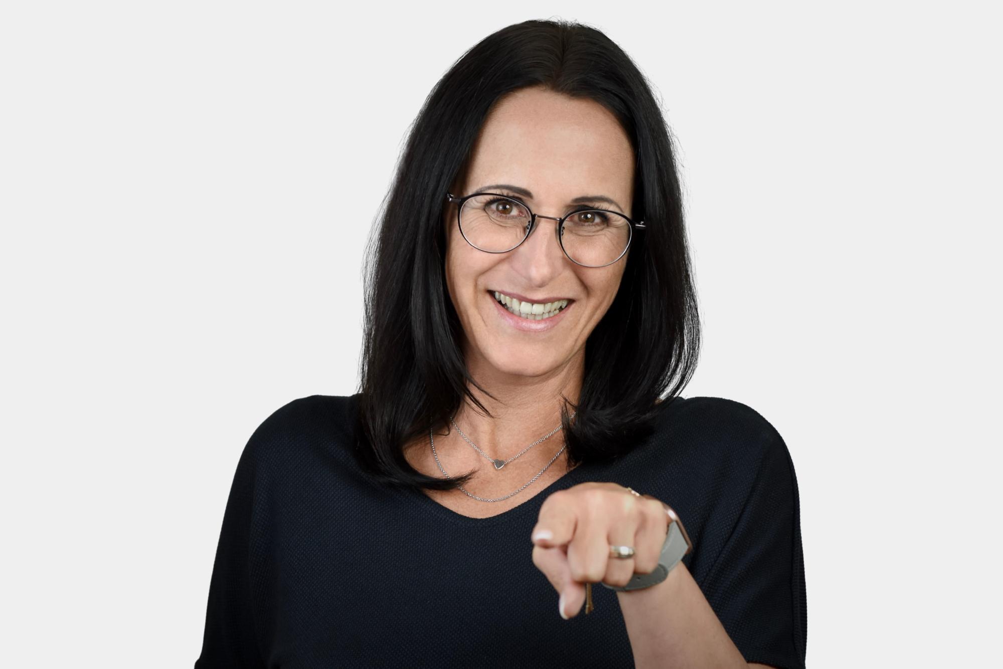 Matina Haacks Entspannungspädagogin und Gründerin von imFLUSSsein. Mehr Gelassenheit, weniger Stress.