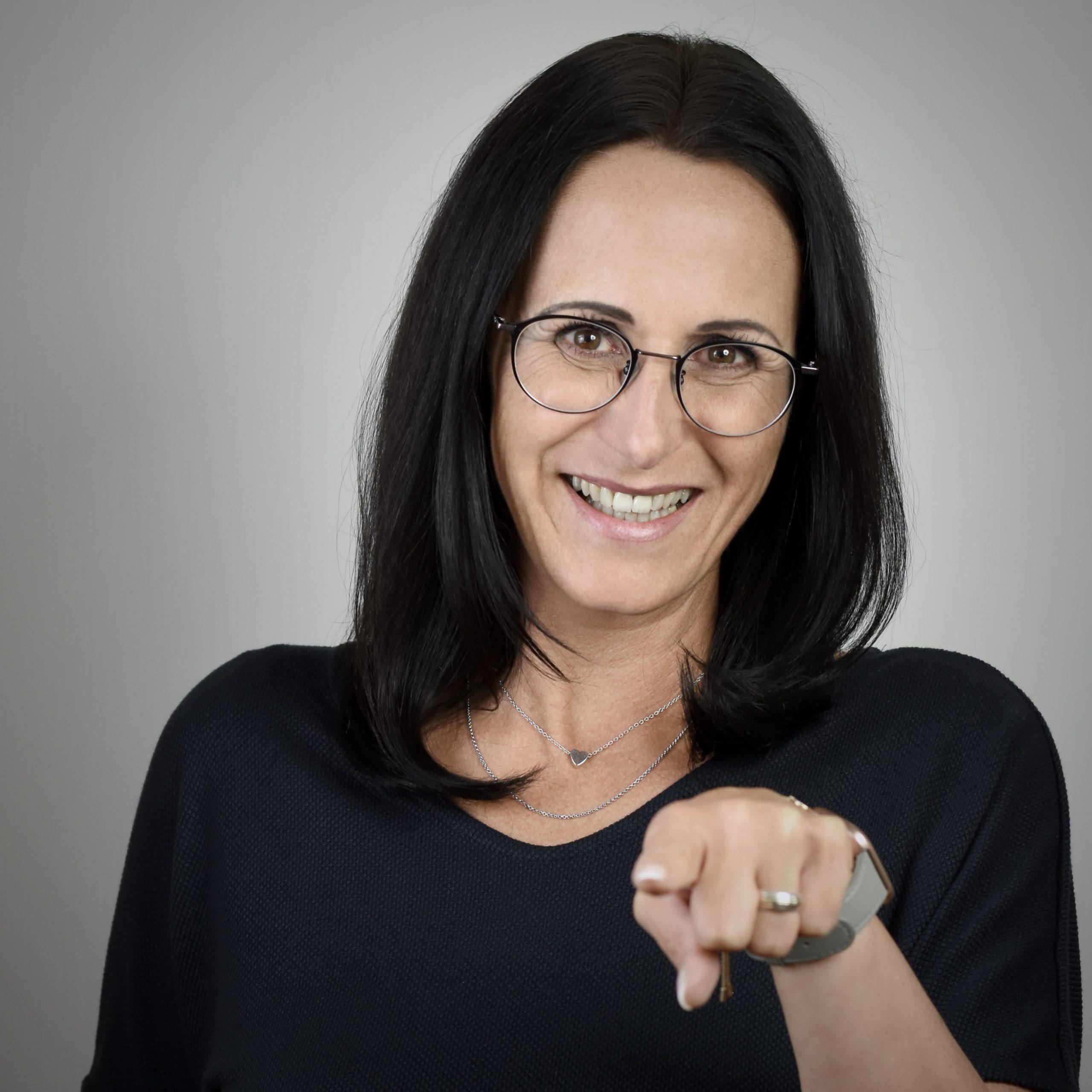 Matina Haacks Gründerin von imFLUSSsein
