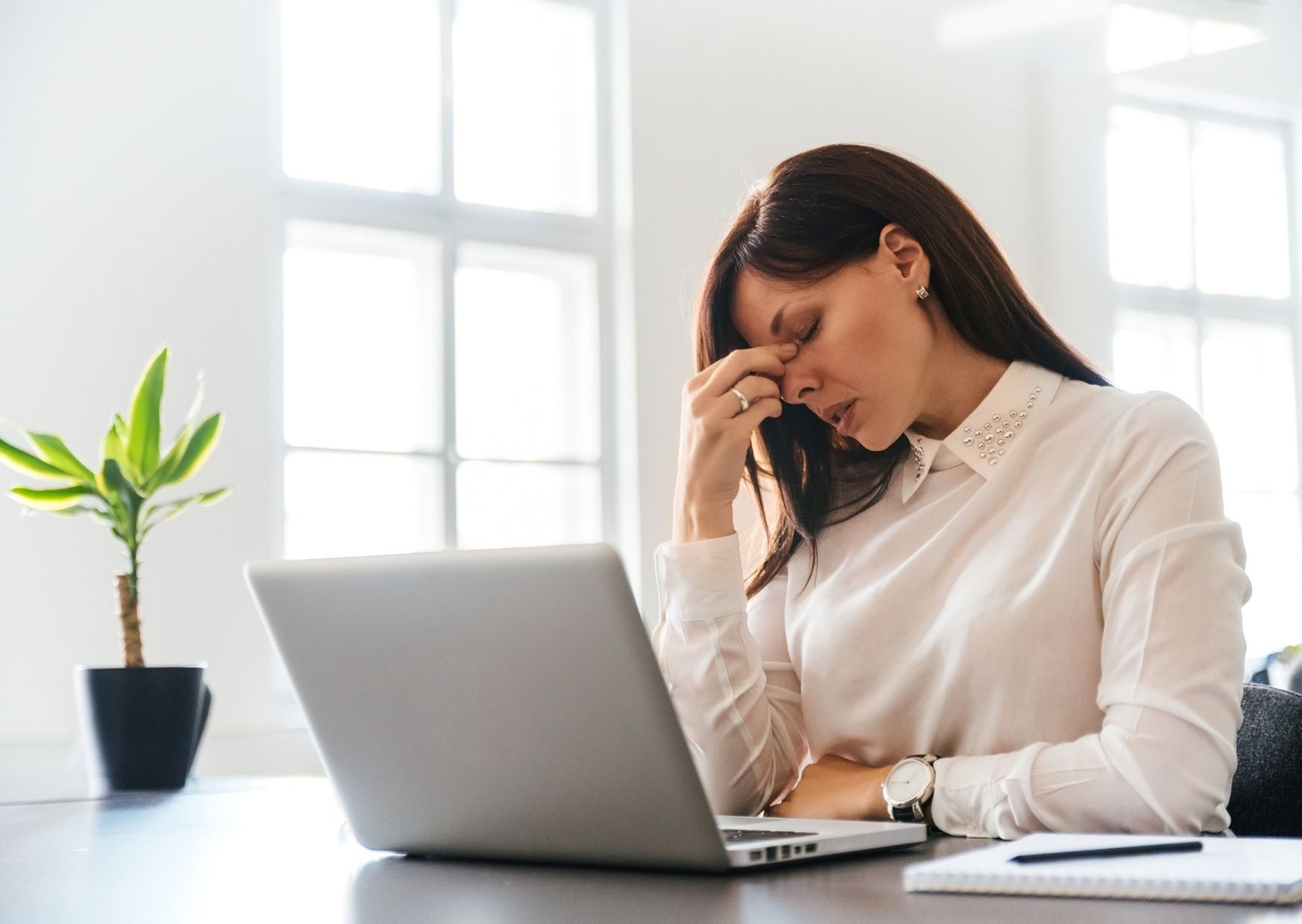 Progressive Muskelentspannung. Stress und Symptome. Matina Haacks imFLUSSsein, Entspannungspädagogin
