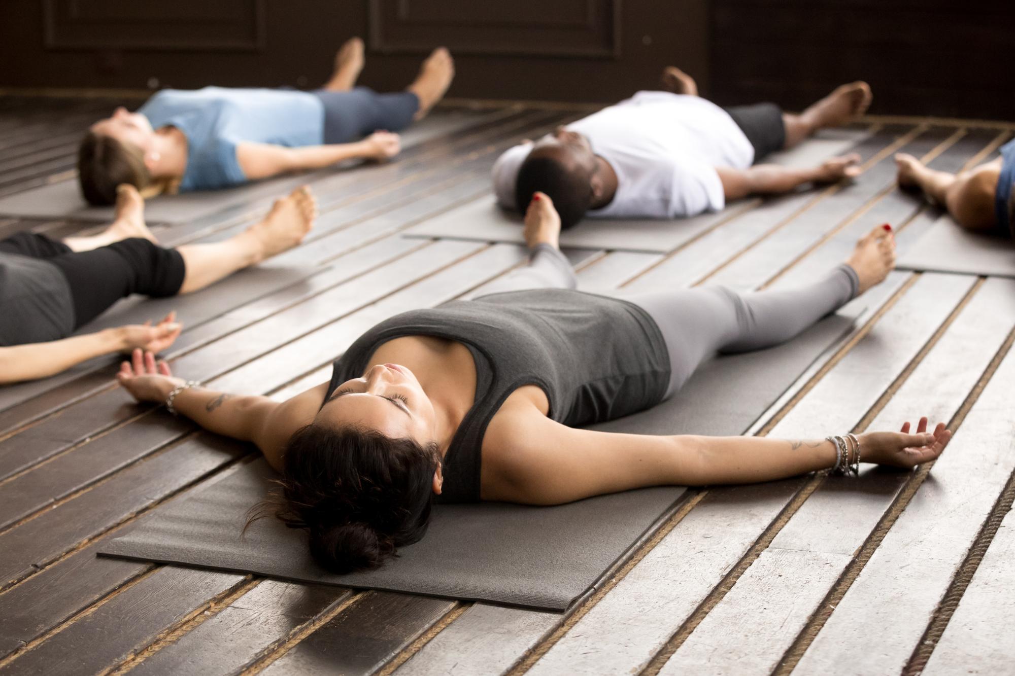 Bodyscan Anleitung zur Entspannung von imFLUSSsein