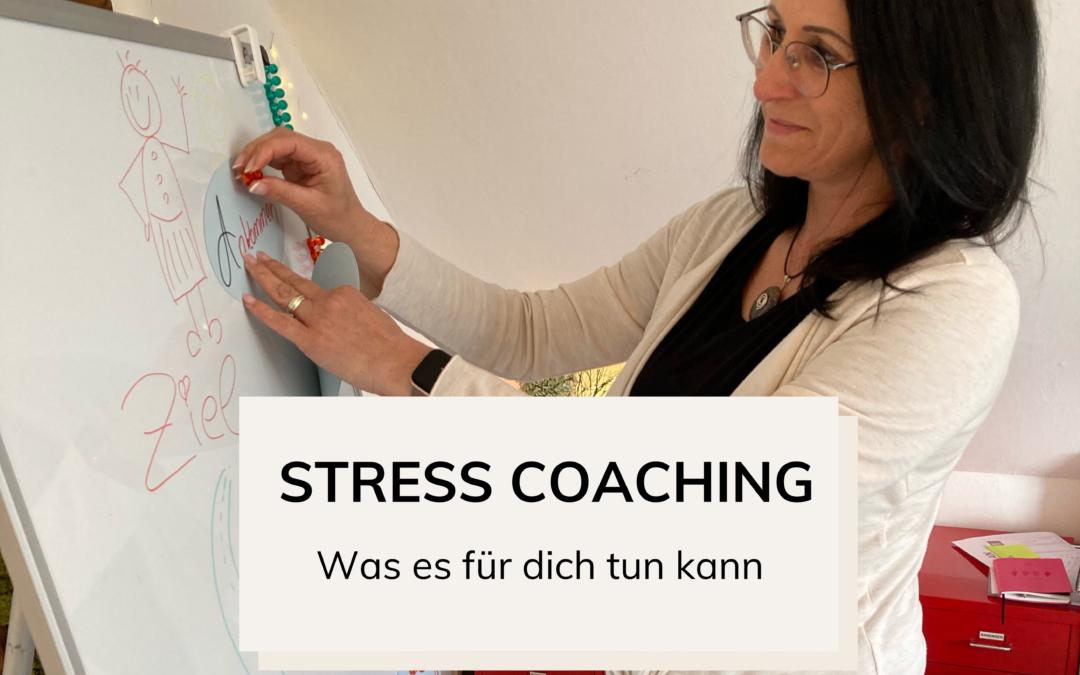Stress Coaching – Was ist das?