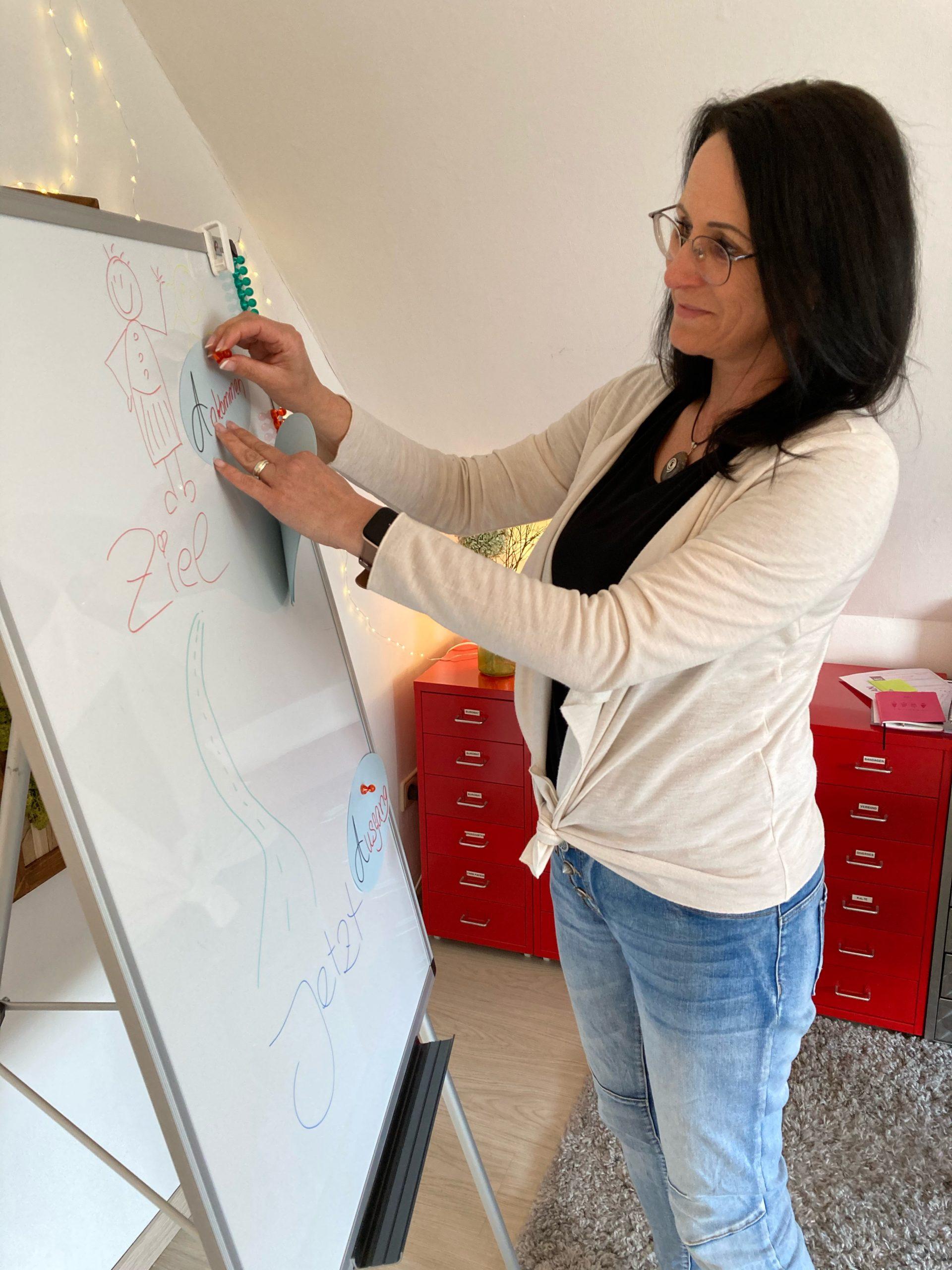 Matina Haacks Stress und Hypnose Coach